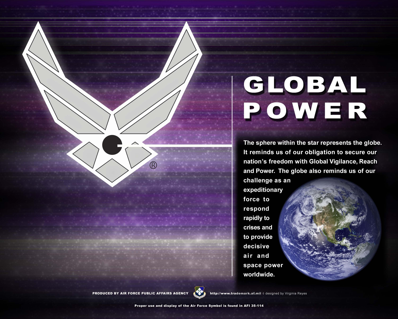 Af Branding Trademark Licensing About Us The Air Force Symbol