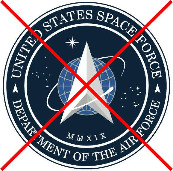image of Space Force official Seal